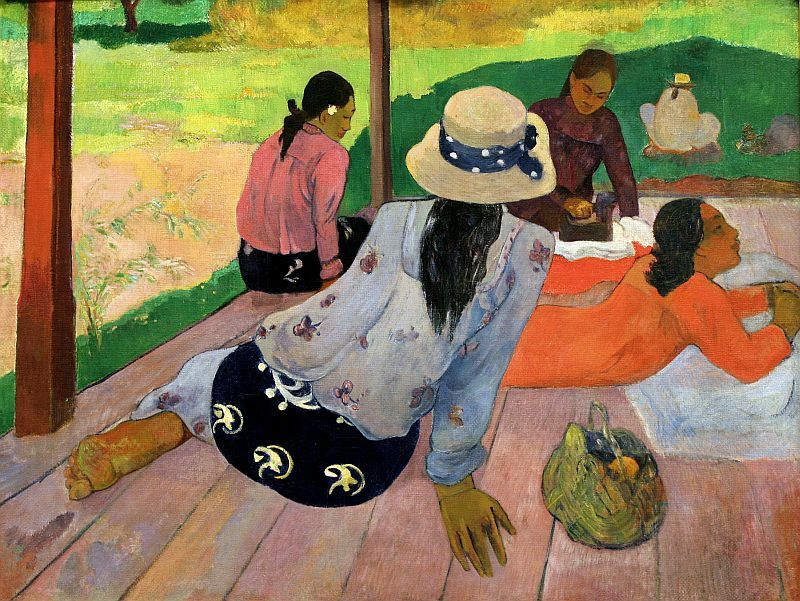 paul-gauguin-the-siesta